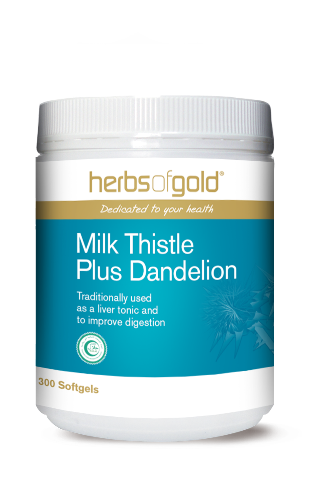 Milk Thistle Plus Dandelion