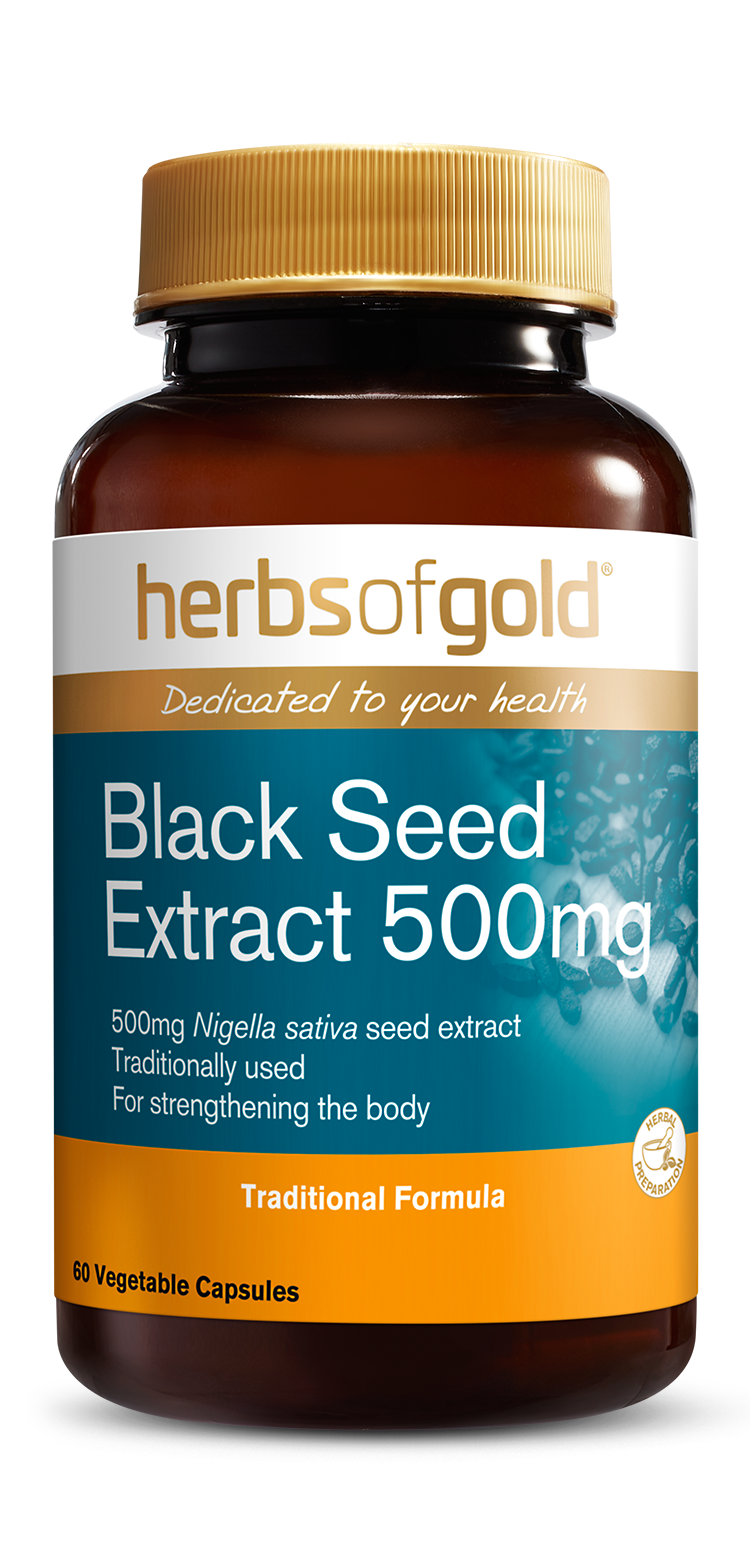 Black Seed Extract 500mg