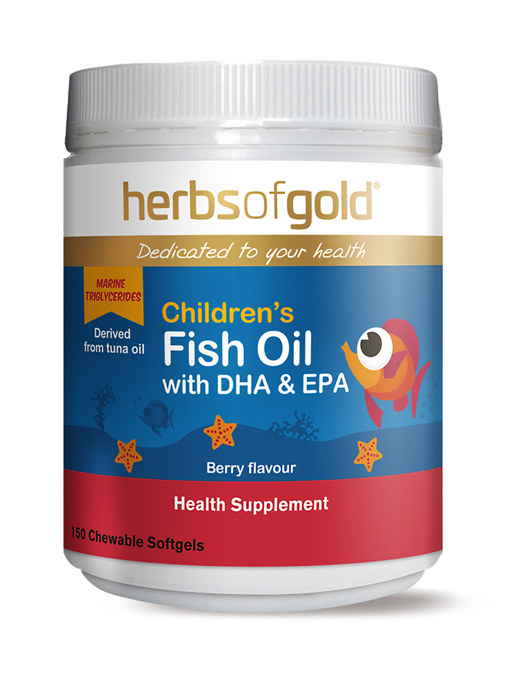 Children's Fish Oil with DHA & EPA